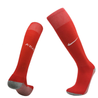 20/21 Atletico Madrid Home Red Jerseys Socks