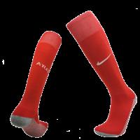 20/21 Atletico Madrid Home Red Jerseys Socks