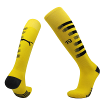 20/21 Borussia Dortmund Home Yellow Jerseys Socks