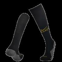 20/21 Barcelona Away Black Soccer Jerseys Socks