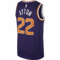 Men's Phoenix Suns DeAndre Ayton #22 Nike Purple 2020/21 Swingman Jersey - Icon Edition