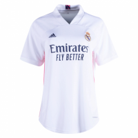 Real Madrid Women's Soccer Jersey Home 2020/21