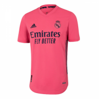 Real Madrid Soccer Jersey Away (Player Version) 2020/21