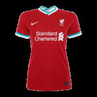 Liverpool Women's Soccer Jersey Home 2020/21
