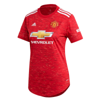 Manchester United Women's Soccer Jersey Home 2020/21