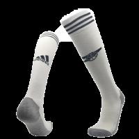 20/21 Arsenal Away White Soccer Jerseys Socks