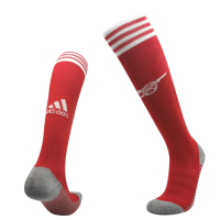 20/21 Arsenal Home Red Soccer Jerseys Socks