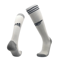 20/21 Arsenal Away White Soccer Jerseys Socks