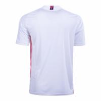 20/21 Real Madrid Home White Soccer Jerseys Shirt