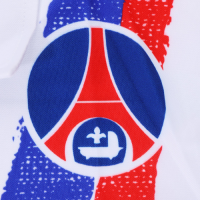 90/92 PSG Home White Retro Soccer Jerseys Shirt