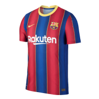 20/21 UCL Version Barcelona Home Blue&Red Soccer Jerseys Shirt