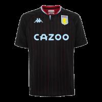 Aston Villa Soccer Jersey Away Replica 2020/21