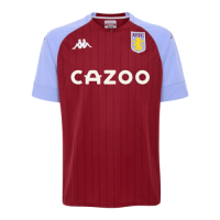 Aston Villa Soccer Jersey Home Replica 2020/21