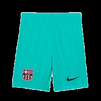 20/21 Barcelona Third Away Green Soccer Jerseys Short