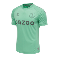 20/21 Everton Third Away Green Soccer Jerseys Shirt