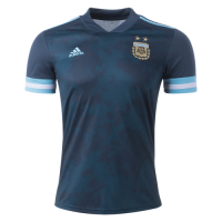 Argentina Soccer Jersey Away Replica 2020
