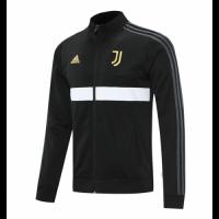 20/21 Juventus Black High Neck Player Version Training Jacket