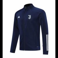 20/21 Juventus Navy High Neck Training Jacket