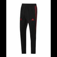 20/21 Manchester United Black&Red Training Trouser