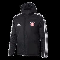 20/21 Bayern Munich Black Winter Training Jacket