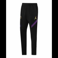 20/21 PSG Black&Purple Training Trouser