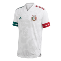 Mexico Soccer Jersey Gold Cup Away (Player Version) 2020