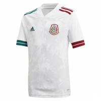 Mexico Soccer Jersey Away Replica 2020