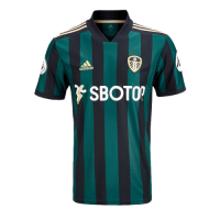 20/21 Leeds United Away Green Jerseys Shirt