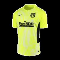 20/21 Atletico Madrid Third Away Green Soccer Jerseys Shirt(Player Version)