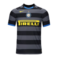 Inter Milan Soccer Jersey Third Away (Player Version) 2020/21