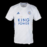 Leicester City Soccer Jersey Away Replica 2020/21