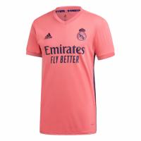 Real Madrid Soccer Jersey Away Replica 2020/21