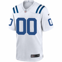 Men's Indianapolis Colts Nike White Player Game Jersey
