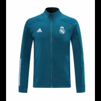20/21 Real Madrid Navy High Neck Collar Training Jacket