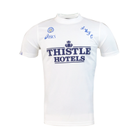 95/96 Leeds United Home White Retro Soccer Jerseys Shirt