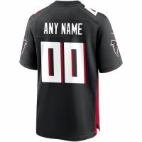 Men's Atlanta Falcons Nike Black Player Game Jersey