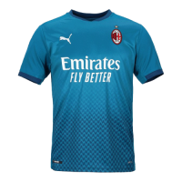 AC Milan Soccer Jersey Third Away (Player Version) 2020/21