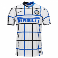 20/21 Inter Milan Away White Soccer Jerseys Shirt