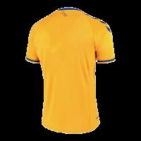 20/21 Everton Away Yellow Soccer Jerseys Shirt