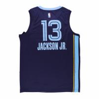 Men's Memphis Grizzlies Jaren Jackson No.13 Nike Navy Swingman Team Jersey