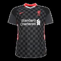 Liverpool Soccer Jersey Third Away Replica 2020/21