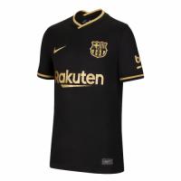 La Liga Barcelona Soccer Jersey Away Replica 20/21