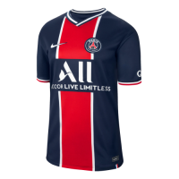 PSG Soccer Jersey Home (Player Version) 2020/21