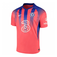 Chelsea Soccer Jersey Third Away (Player Version) 2020/21