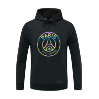 20/21 PSG Black Hoody Sweater