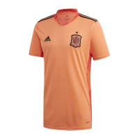Spain Soccer Jersey Goalkeeper Pink Replica 2021