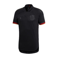 Germany Soccer Jersey Away (Player Version) 2021