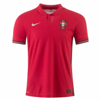 Portugal Soccer Jersey Home (Player Version) 2020