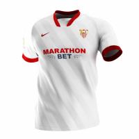 Sevilla Soccer Jersey Home Replica 2020/21