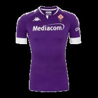 20/21 Fiorentina Home Purple Soccer Jerseys Shirt